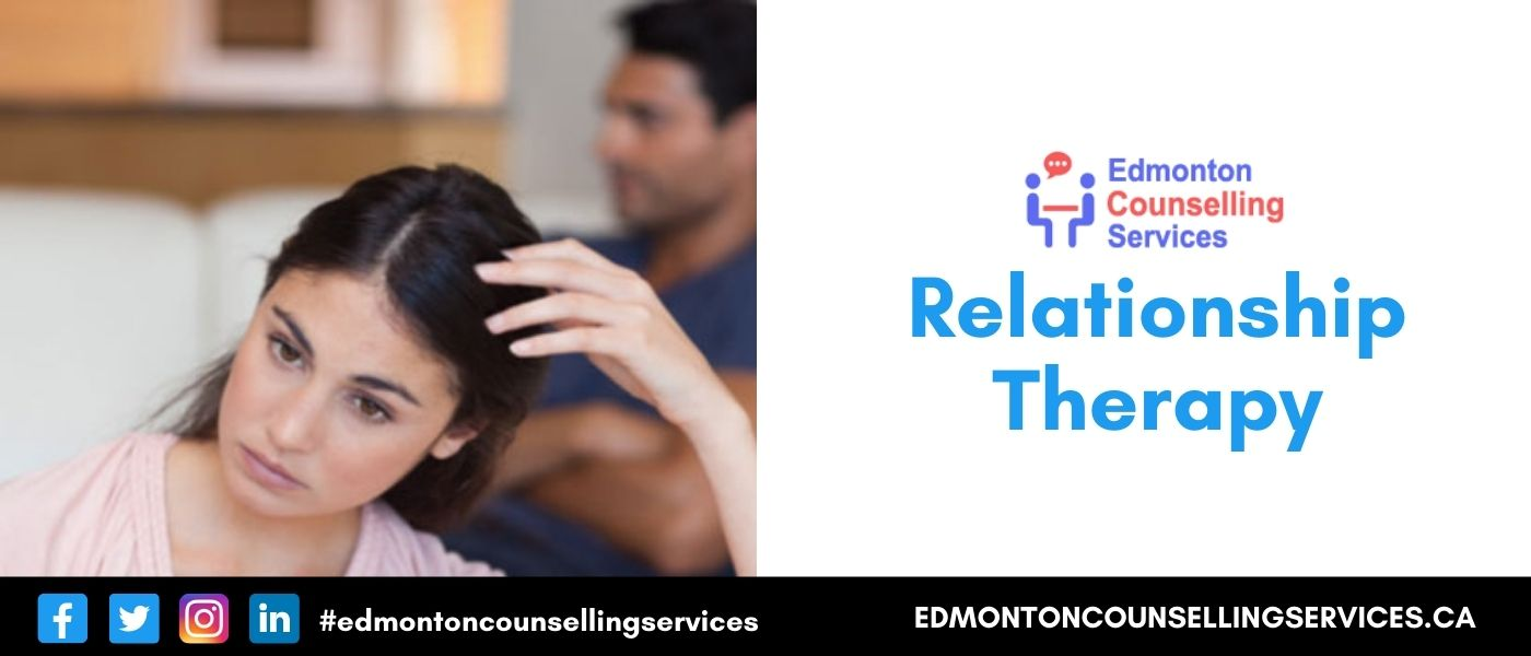 Relationship Therapy Edmonton Online Couples Counselling Therapist