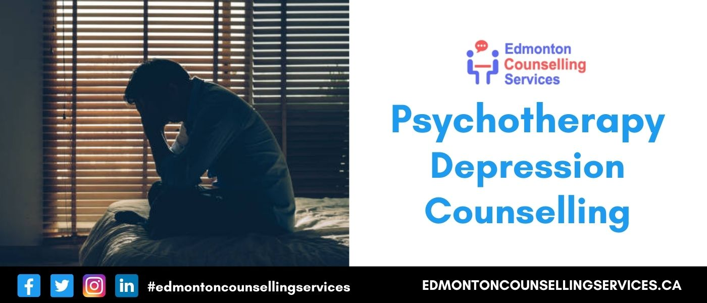 PsychotherapyCounselling Depression Therapy Online Edmonton Therapist