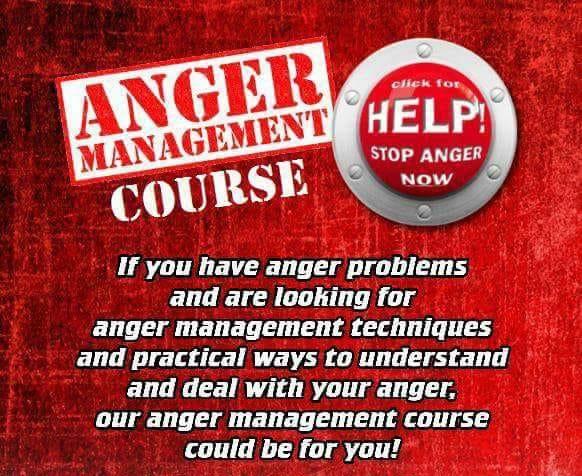 Anger Management course
