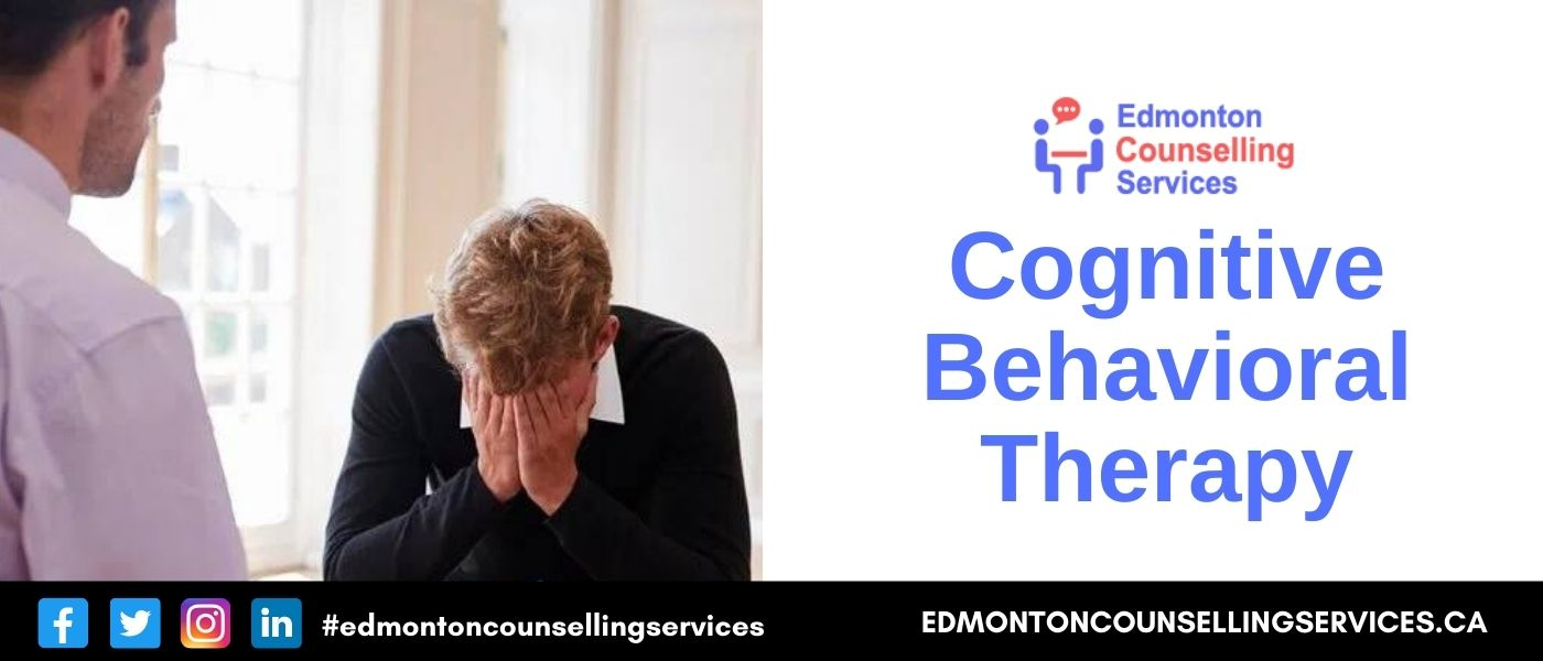 Cognitive Behavioral Therapy Online CBT Counselling Edmonton Therapist