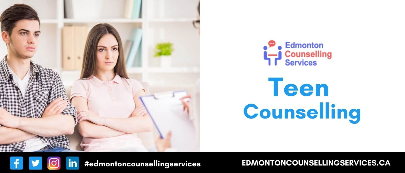 Teen Counselling Online Teenage Therapy Counsellor Edmonton Therapist