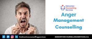Edmonton Anger Management Counselling Online Therapy Counsellor