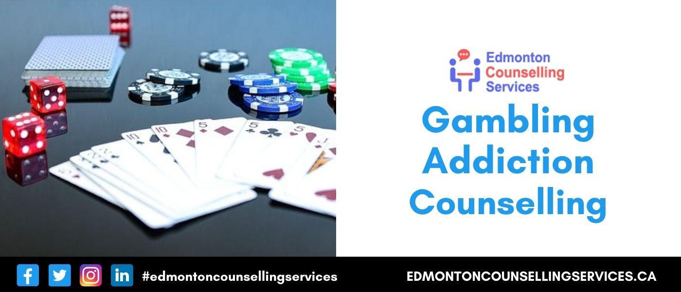 Gambling Addiction Counselling Online Gambling Therapy Edmonton