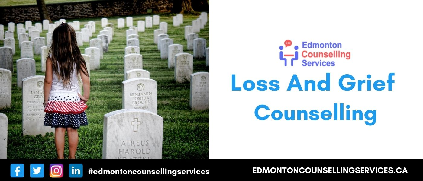 Loss and Grief Counselling Online Grief Loss Therapy Edmonton Therapist