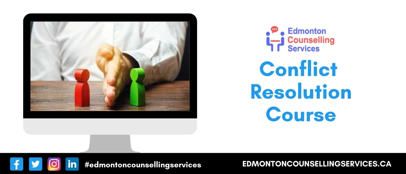 Conflict Resolution Course Online Classes Canada Certification Fees