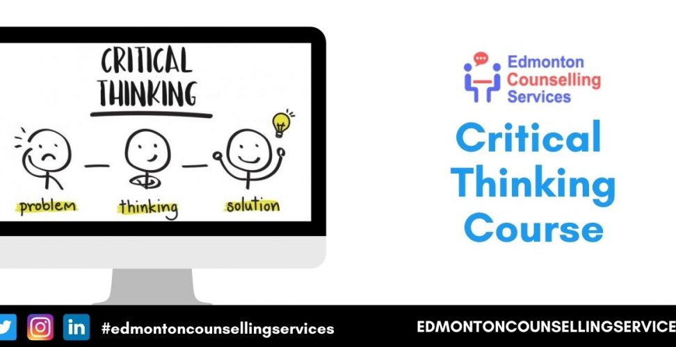Critical Thinking Course Online  Classes | Canada | Fees | Certification