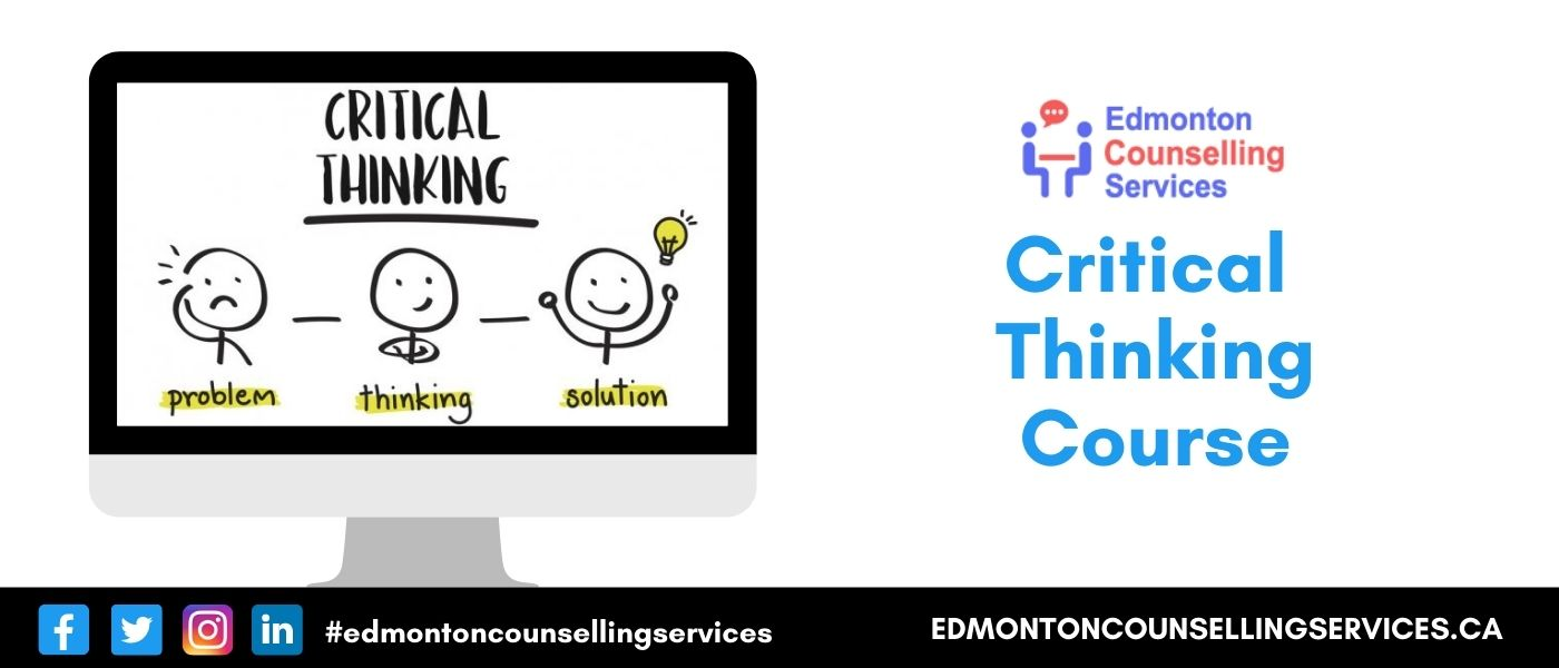 Critical Thinking Course Online Classes Canada Fees Certification