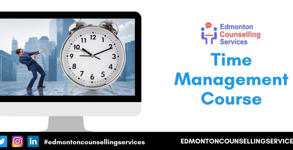 Time Management Course Online Class | Canada | Fees | Certificate