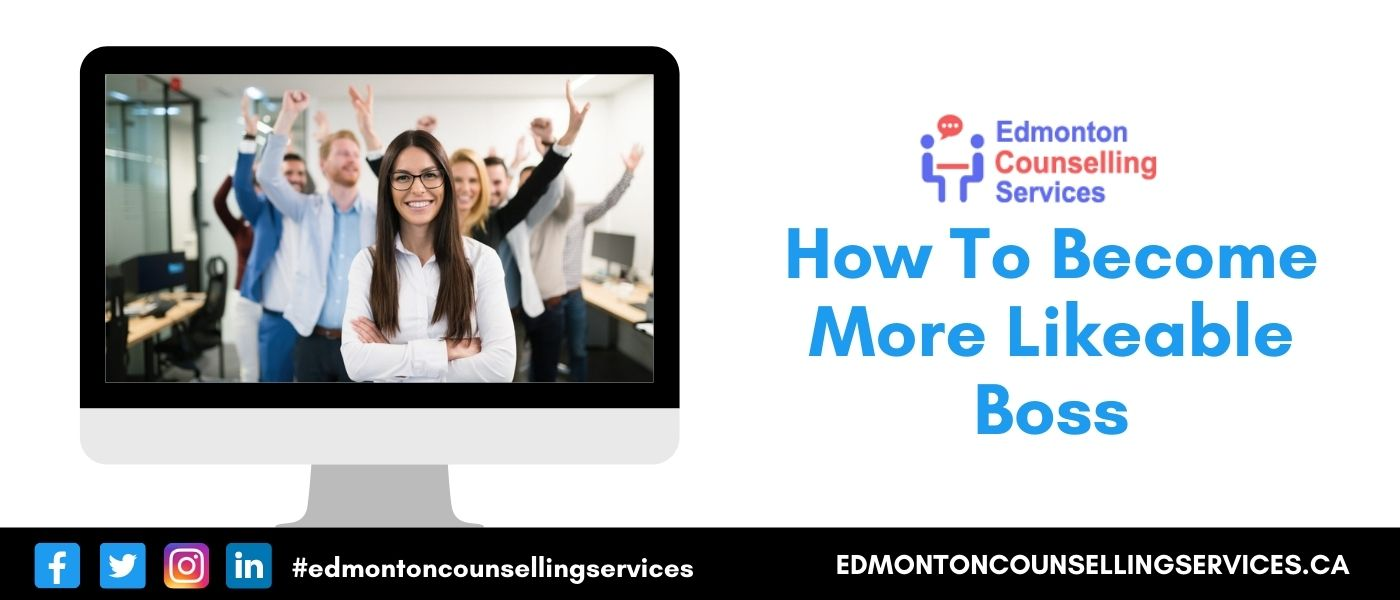 How Become More Likeable Boss Online Course Classes  Canada  Fees