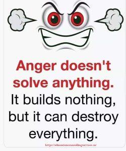 Anger Management Workshop Online