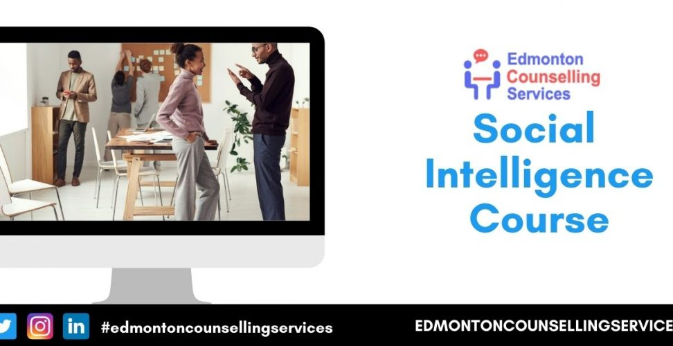 Social Intelligence Course Online Classes | Canada | Fees | Certificate