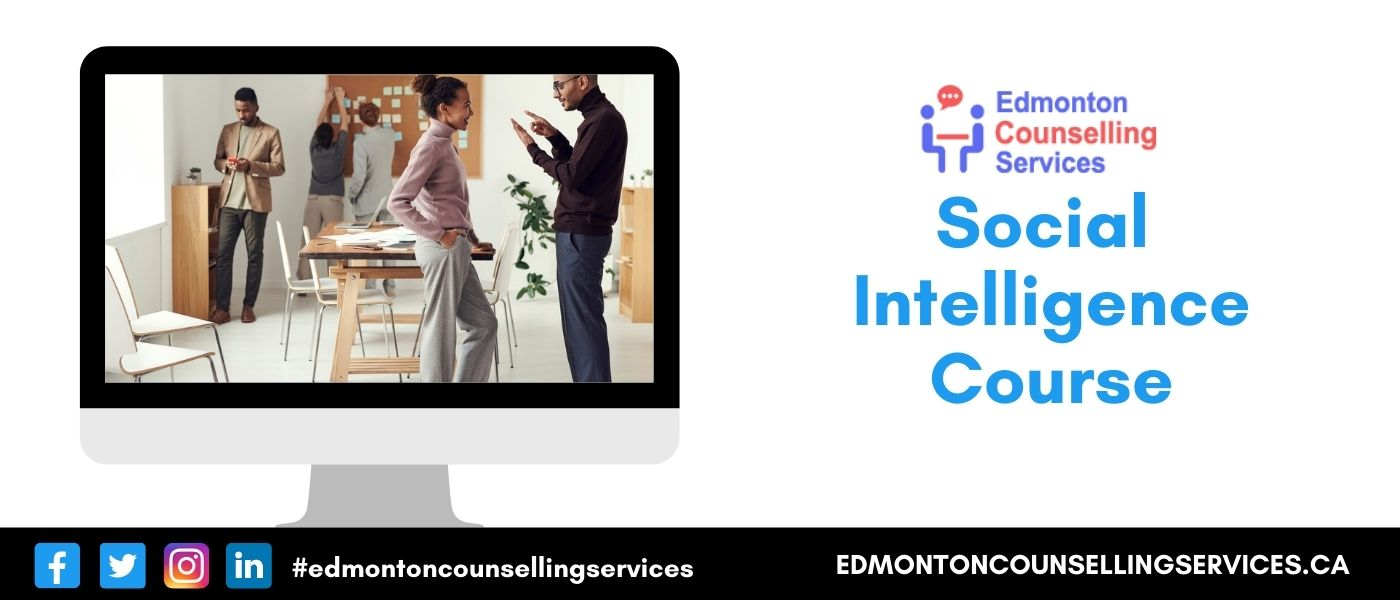 Social Intelligence Course Online Classes  Canada  Fees  Certificate