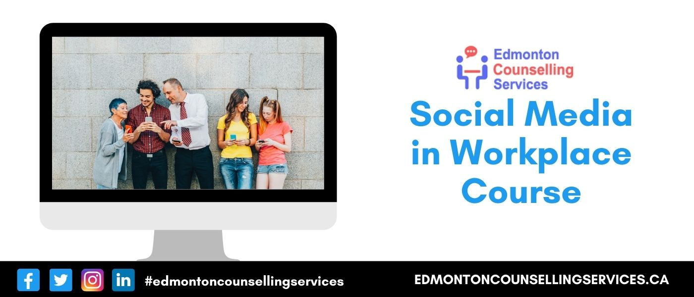 Social Media in The Workplace Course Online Class  Canada  Fees