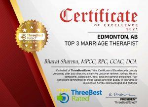 Edmonton Marriage Therapist