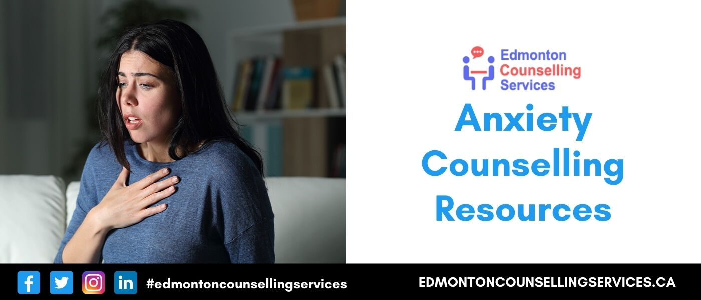 Free Online Anxiety Resources PDF Download | Edmonton Counselling Services
