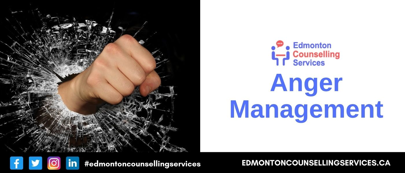 1 Day Anger Management Class Online Counselling Course Therapy Edmonton