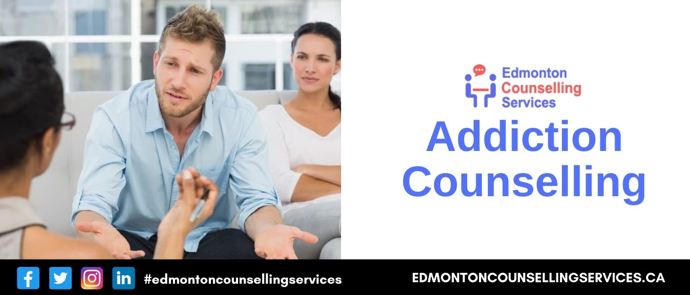 Addiction Counselling Gambling, Drug, Sex, Alcohol Therapy Edmonton