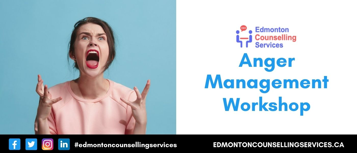 Anger Management Workshop Online in Person Anger Counselling Edomton