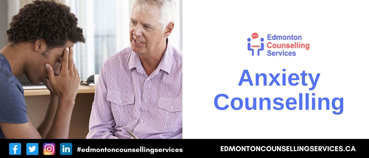 Anxiety Counselling Edmonton Online Anxiety Therapy Counsellor