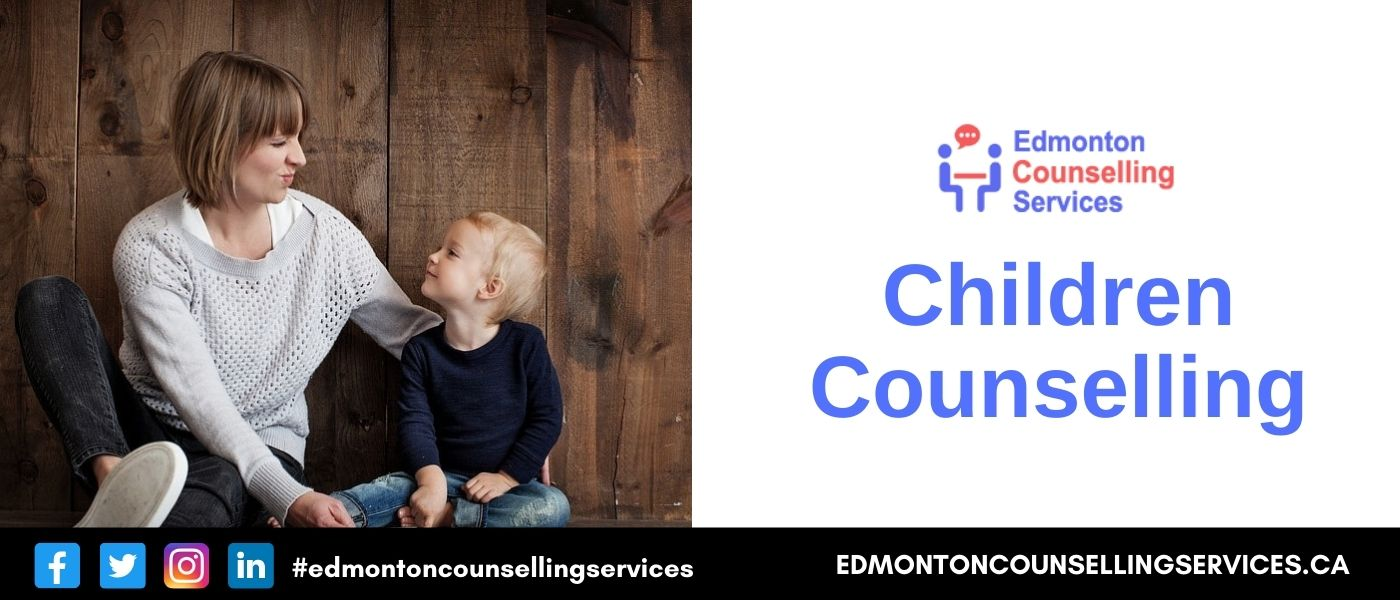 Children Counselling Edmonton Online Child Therapy Kids Counsellor