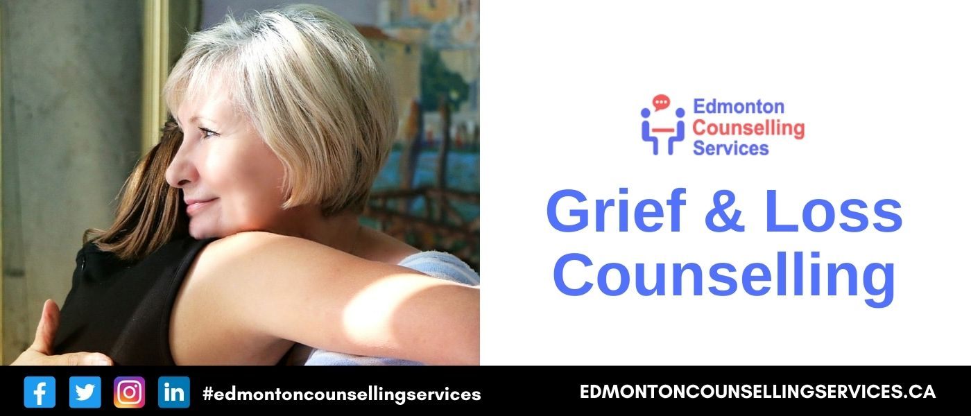 Grief & Loss Counselling Edmonton Online Grief Loss Therapy Counsellor