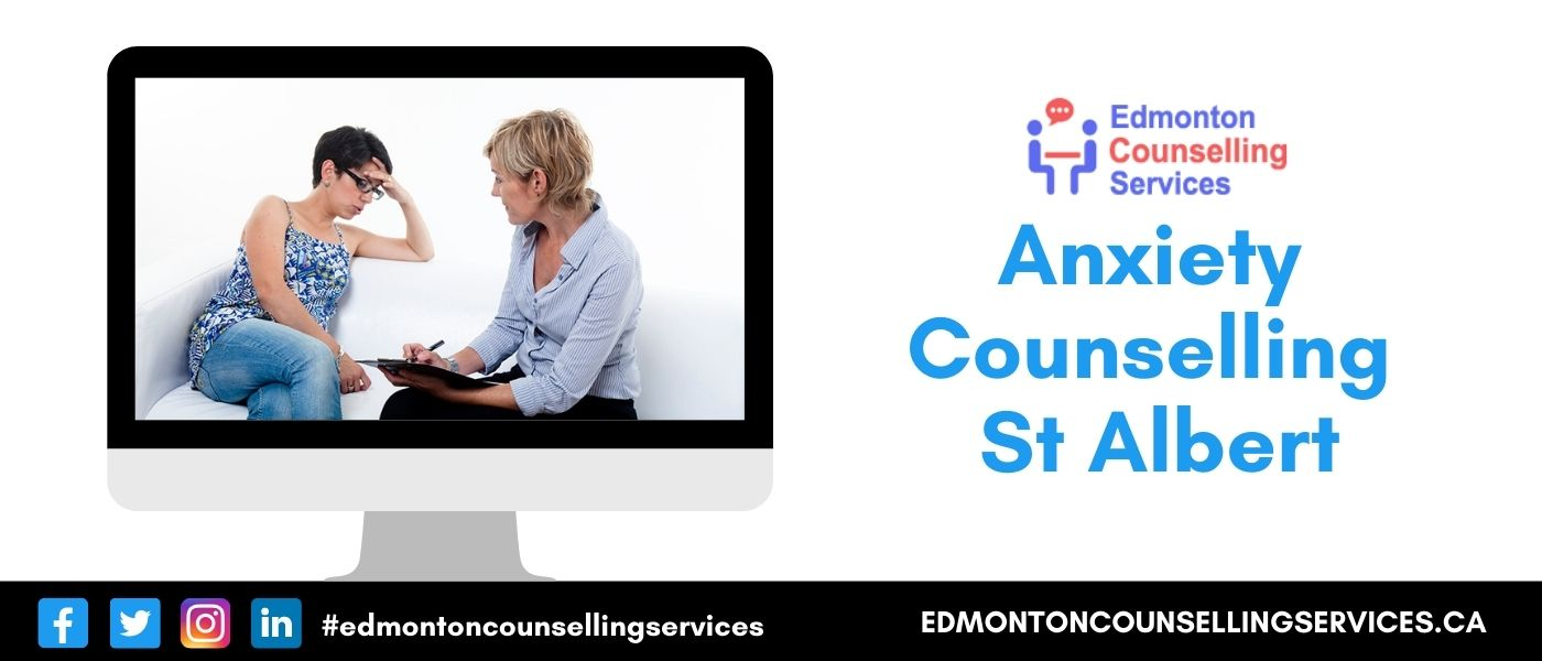 Anxiety Counselling St Albert